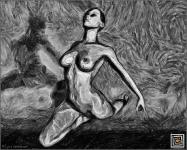 Tanz in grauer Wolke © Lutz Griesbach_2